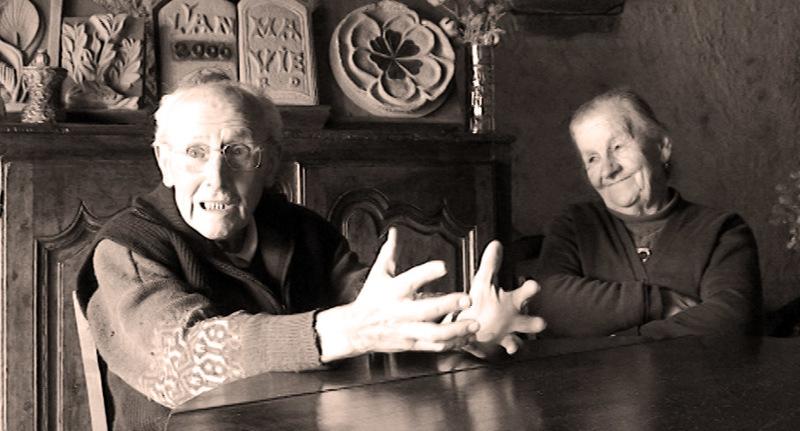 Marinette et Roger DELAGER