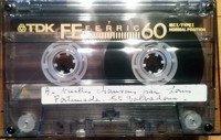 Cassette Louis Fortunade