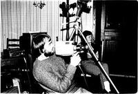 Francis filmant Net