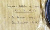 Folklore de France : Limousin et Béarn