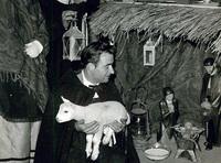 CHAMPSAC - Messe de minuit 1958